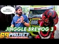 Download Lagu JINGGLE BREWOG 3 Feat 69 PROJECT  Edisi BARONGAN DORR  Tirtoyudo Slow Bass Mp3 Free