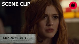 Shadowhunters | Season 2, Episode 16: Clary Finds Out Jonathan Is Alive | Freeform