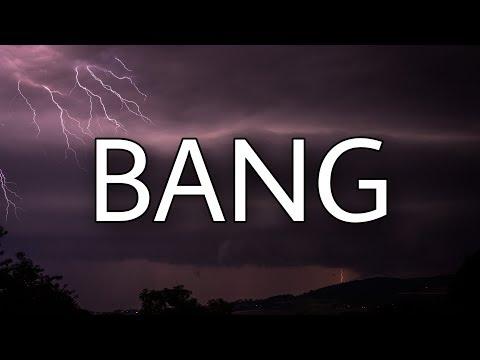 AJR - Bang (Lyrics)