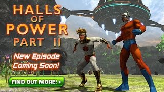 Dcuo Halls of Power Part 2 New Duo (LH Malfunction)
