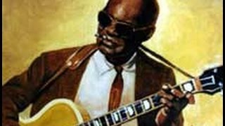Blues Guitar Instruction - Gary Davis' Hesitation ...