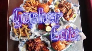 Gopher Eats - Blue Door Pub