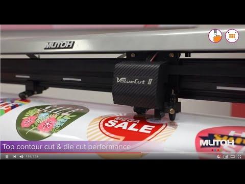 ValueCut II 1300/1800 Sign Cutting Plotters