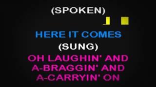 SC2351 08   Jones, George & Garth Brooks   Beer Run [karaoke]