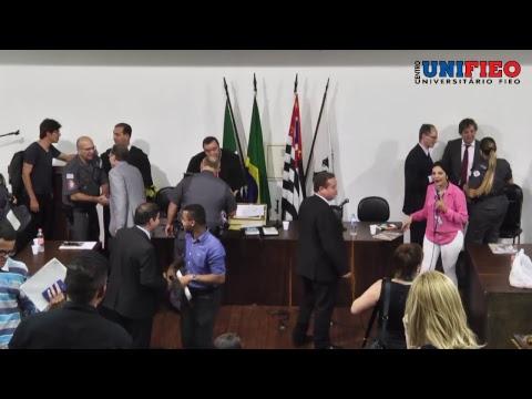 XLVII Ciclo de Estudos Jurídicos UNIFIEO - Julgamento Simulando da Justiça Militar.