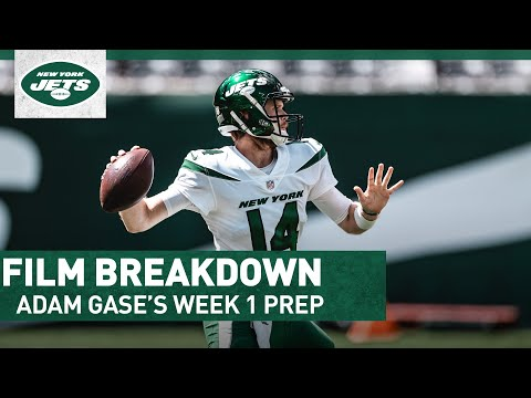 Inside The Film Room With Adam Gase: Week 1 Jets at Bills   New York Jets   NFL