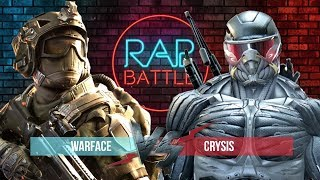Рэп Баттл - Warface vs. Crysis
