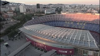 preview picture of video 'Estadio Camp Nou-Tour ⚽ [ Stadium-Tour ], ☼ Barcelona ☼ | Costa Brava'