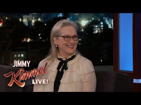 Meryl Streep on Mariah Carey 'Bitch Stole My Seat'