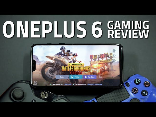 OnePlus 6 Gaming Performance Review | NDTV Gadgets360 com