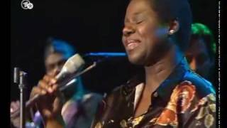 Randy Crawford │Cajun Moon