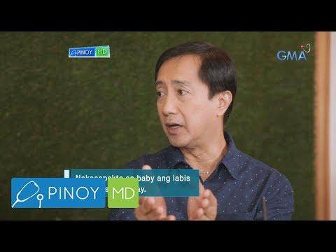 Pagkakaroon ng mga bulating parasito sa dugo