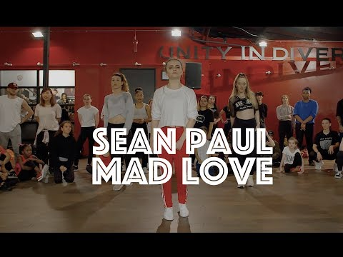 Sean Paul David Guetta Mad Love Ft Becky G Hamilton Evans Choreography