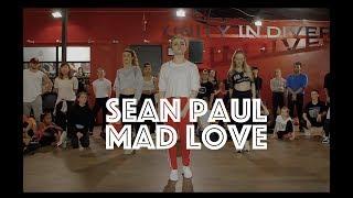 Sean Paul, David Guetta   Mad Love Ft. Becky G | Hamilton Evans Choreography