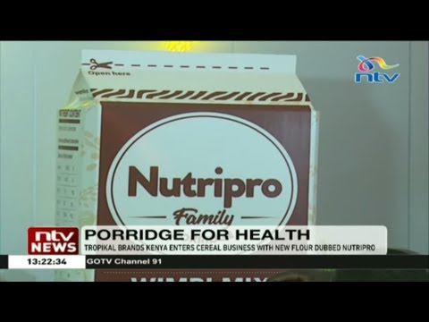 Tropikal Brands Africa enters cereal business with new flour dubbed Nutripro