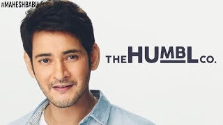 Watch: Mahesh Babu New Ad- The Humbl Co.