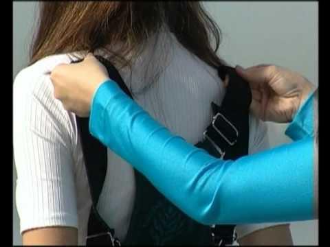 Упражнения для исправления кифоза позвоночника