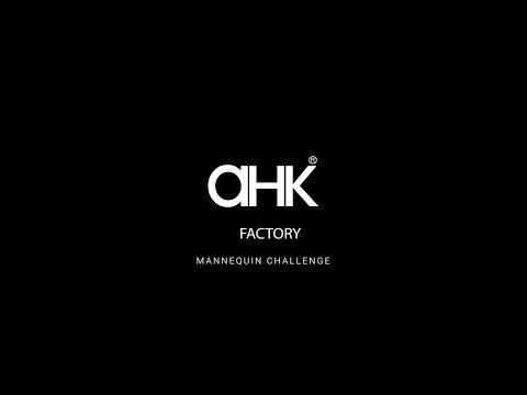 AHK Factory Mannequin Challenge