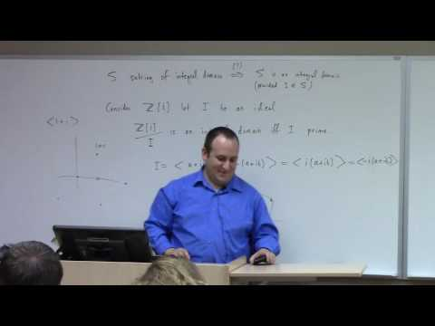 Abstract Algebra: L34, review for final - YouTube