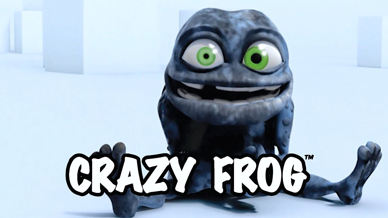 Crazy Frog — The Flash