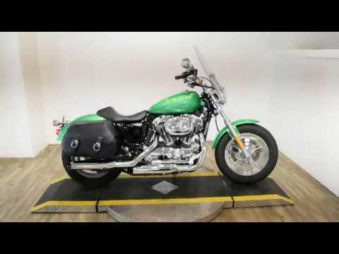 2016 Harley-Davidson 1200 Custom in Wauconda, Illinois