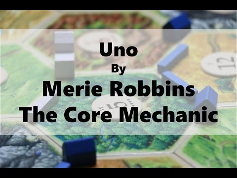 Uno by Merie Robbins