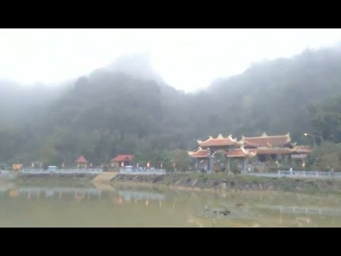 cảnh lễ hôi chùa Nán ngọc lặc thanh hoá