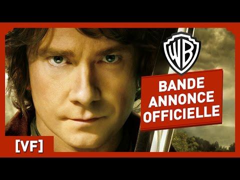 Le Hobbit : Un Voyage Inattendu - Bande Annonce 2 Officielle (VF) - Martin Freeman / Peter Jackson