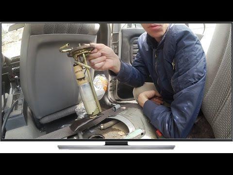 Die Spalten für das Benzin