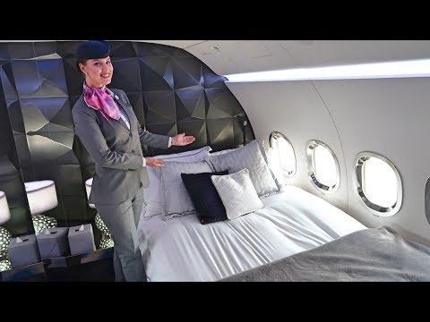 $100 Million Boeing Business Jet – Royal Jet