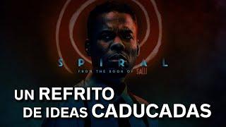 'SPIRAL: SAW' es MÁS DE LO MISMO, pero CADUCADO hace casi 15 años