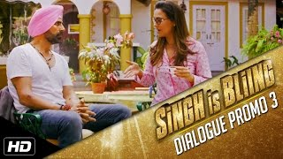 Singh Is Bliing - Dialogue Promo 3