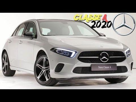 Novo Mercedes-Benz Classe A 2020 no Brasil em Detalhes | Top Carros