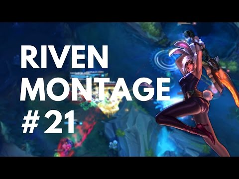 Riven Montage #21 - Best Riven Plays 2017