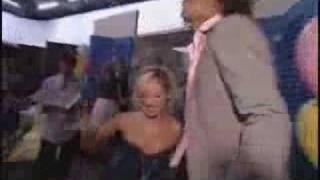 Corbin Bleu and Ashley Tisdale