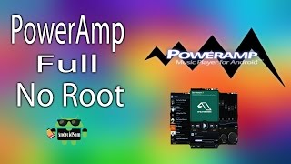 poweramp hack apk no root