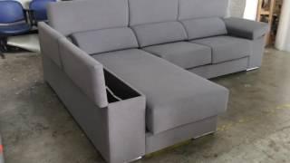 Arcónes en la cheiselongue del sofá