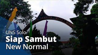 Siap Sambut New Normal, UNS Solo Bakal Pangkas Jam Kuliah hingga Atur Jaga Jarak di Kelas