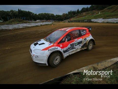 Mistrovství ČR v autocrossu 2016 - Sedlčanská kotlina