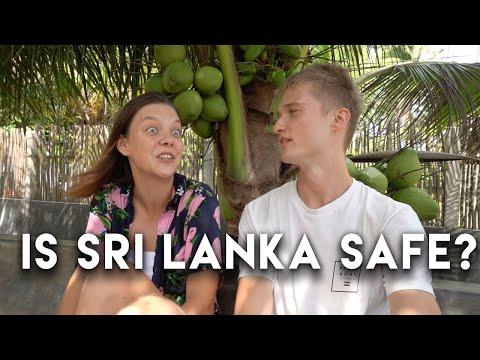 Sri Lanka SAFE to travel?