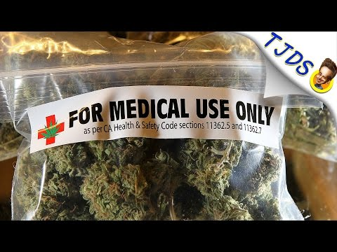 Stunning: Parkinson's Sufferer Takes Medical Marijuana For First Time!