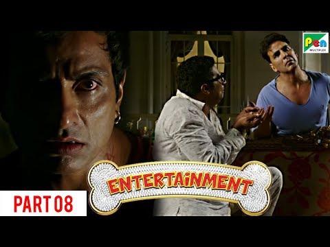 Entertainment   Akshay Kumar, Tamannaah Bhatia   Hindi Movie Part 8 of 10 (видео)