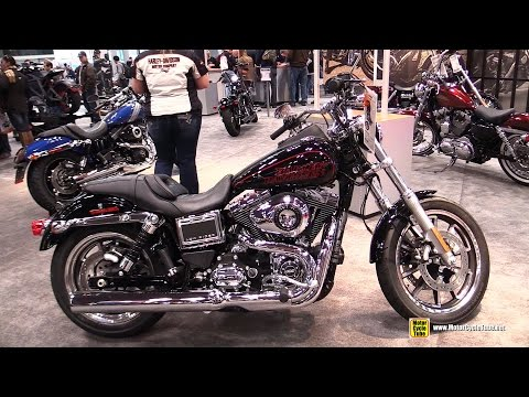2015 Harley-Davidson Dyna Low Rider - Walkaround - 2014 New York Motorcycle Show