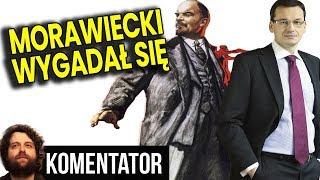 OFICJALNIE Premier Morawiecki Przyznał Się Do Socjalizmu PIS – Analiza Komentator Pieniądze Polityka