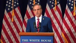 Veterans Affairs Secretary David Shulkin on H R  3218  August 16, 2017