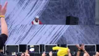 Avicii feat. Audre Mae live Long Road to Hell @ Lake Festival 2013 in Graz [Full HD]