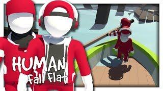 EN BATEAU ! | HUMAN FALL FLAT CO-OP EPISODE 4 NINTENDO SWITCH FR