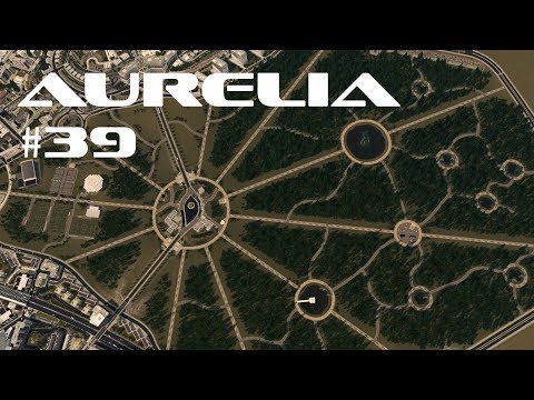 Big City Park - Cities: Skylines - Aurelia #39