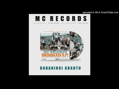 Nobody Wanna See Us Together By Mc Records KZN - Babaningi Abantu