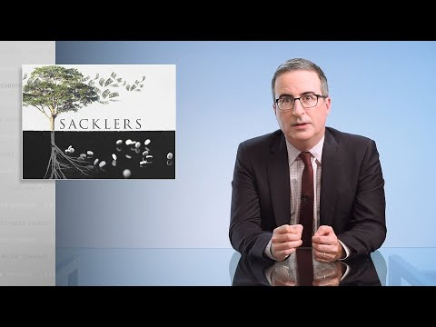 Opioidy III: Sacklerovi